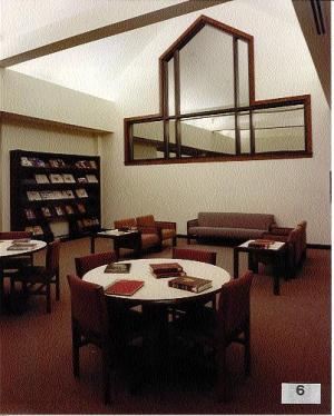 Covington Library Interior
