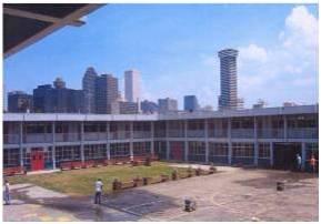 Guste School Exterior
