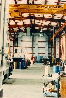 Port Everglades warehouse