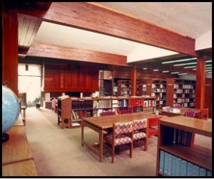 St Charles Parish Library Interior