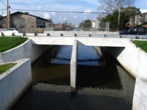 West Napoleon - SUburban Canal